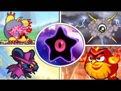 Kirby: Squeak Squad - All Bosses (No Damage + No Copy Ability)