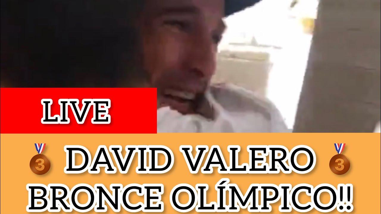 DAVID VALERO BRONCE COMO LO VIVIMOS EN DIRECTO BH TEMPLO 🇯🇵