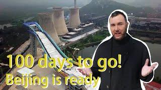 GLOBALink | 100 days to go! Beijing's