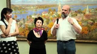 Выставка «Школа акварели Сергея Андрияки» в МАХЛ РАХ