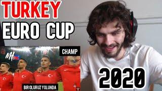 Welcome To Euro 2020 TURKEY