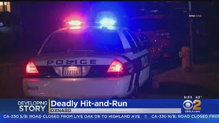 Woman Fatally Struck In Hit-And-Run Left In Lanes, Struck By Other Cars In Oxnard