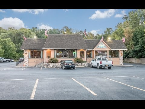Real Estate Video Tour | Commercial Property | Diner Restaurant | Orange County, NY