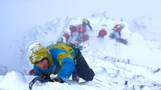 Scottish Ice trip - Mixed climbing in Ben Nevis - Scotland