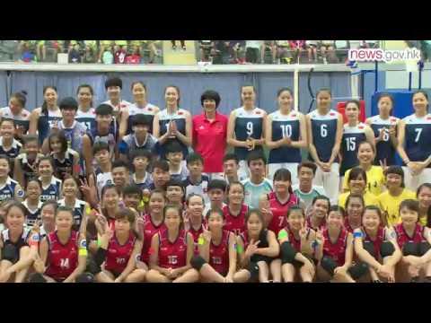 Olympians conclude HK trip  thumbnail