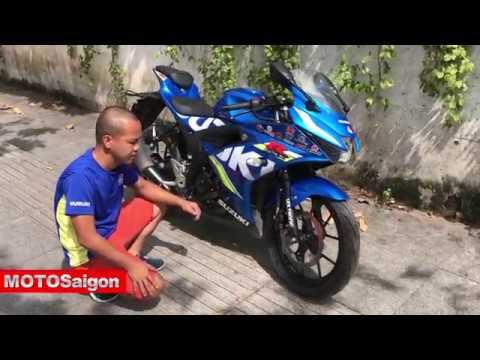 Suzuki GSX-R150 2018 Đánh giá sau tour xuyên Việt và trường đua