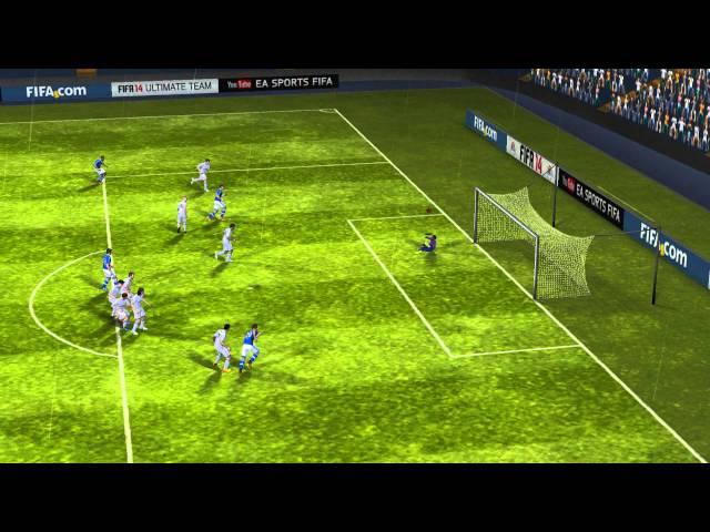 FIFA 14 Android - Real Madrid VS FC Schalke 04