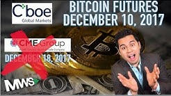 Bitcoin Battle! Cboe To Launch Bitcoin Futures December 10th to Rival  CME Group