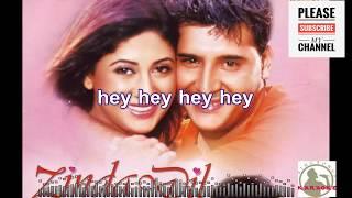 Iqrar Ho Na Jaye Izhar Ho Na Jaye Karaoke Song for Male Singers With Scrolling Lyrics