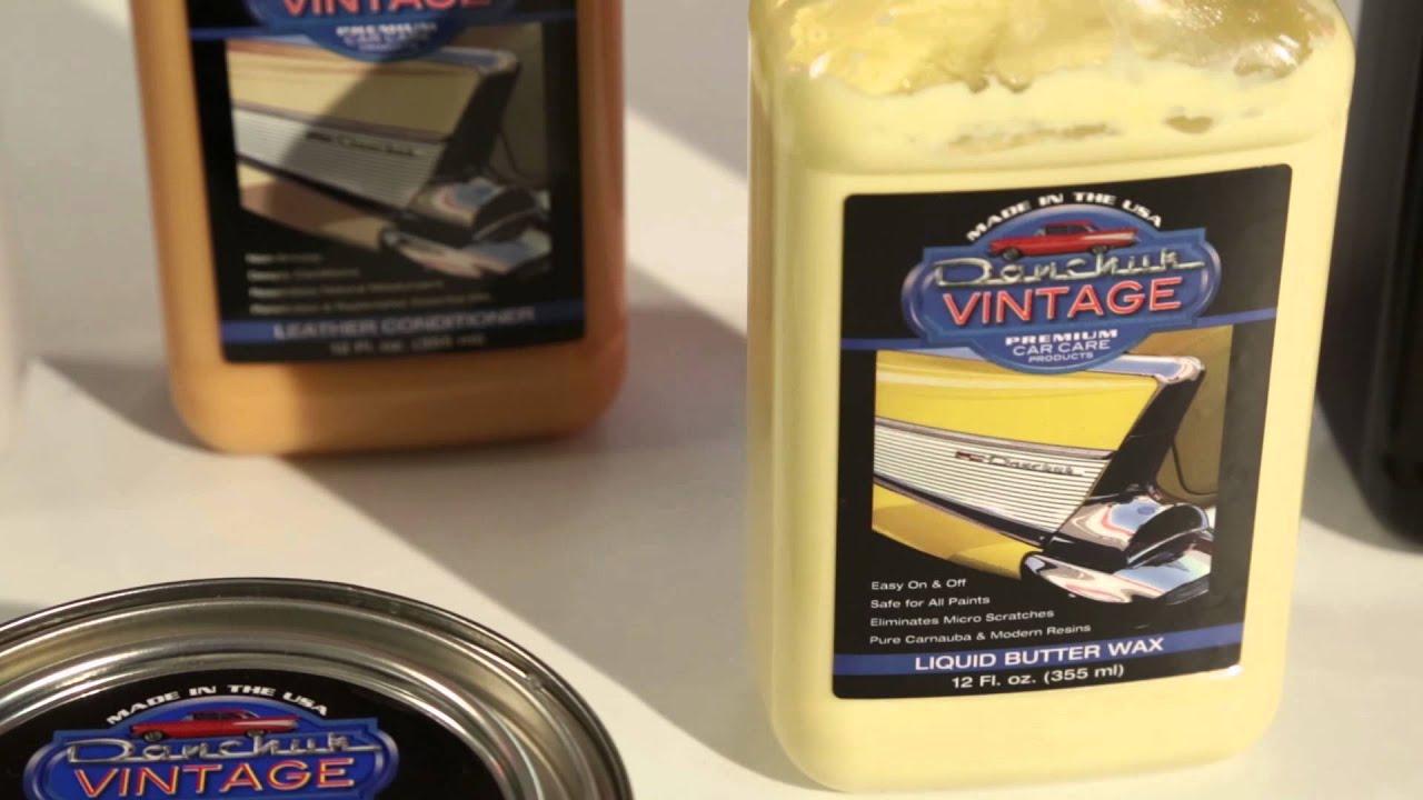 Danchuk Vintage Car Care Products Danchuk Usa Youtube