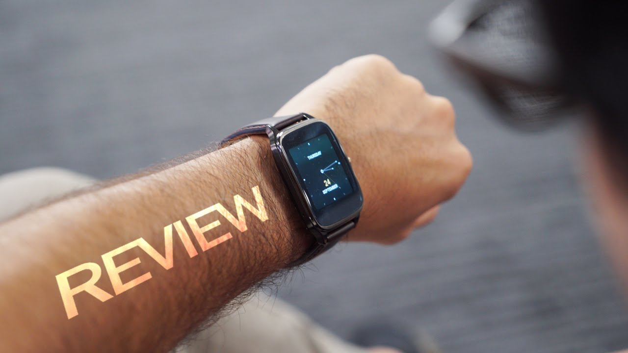Asus ZenWatch Vs Samsung Gear S Smartwatch Comparison - YouTube