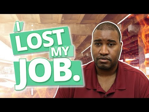 TOP 5 Things You NEED to Do After Being Laid Off