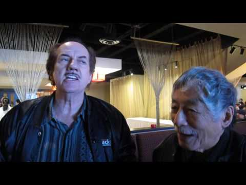 Bob Wall from Enter the Dragon talking about Bruce Lee and Taky Kimura