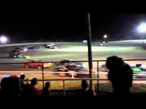 Grayson County Speedway July 18, 2015