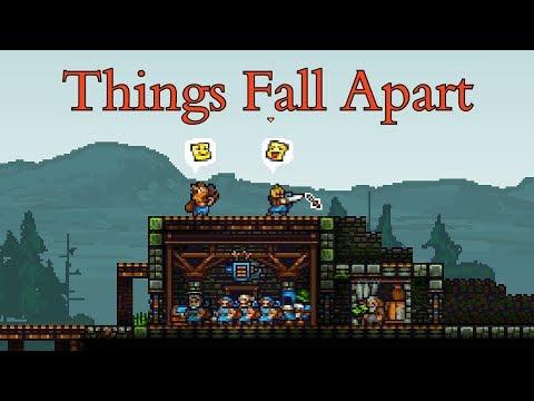 King Arthur's Bros: Things Fall Apart