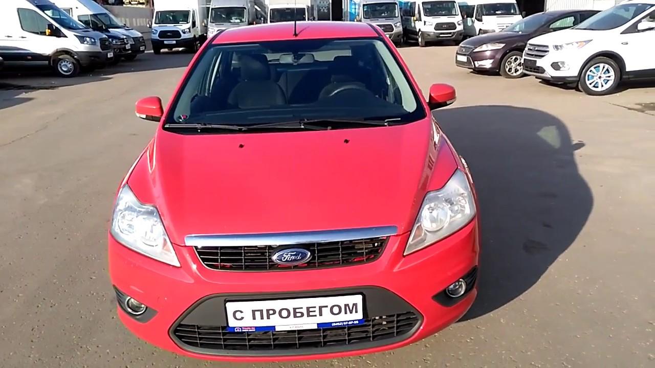 Купить Ford Focus (Форд Фокус) 2012 г. с пробегом бу в Саратове .