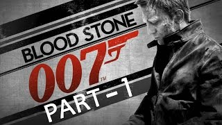 James Bond 007 Blood Stone Walkthrough Gameplay Mission 1 [ Change of Plans ]