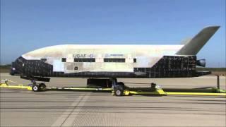 X-37B lands following 2nd Flight