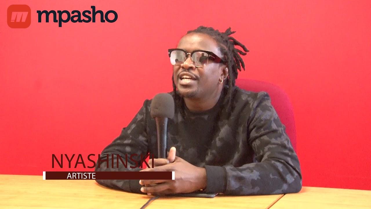 Nyashinski responds to baby mama claims