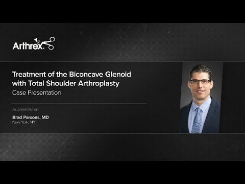 Treatment Of The Biconcave Glenoid With Total Shoulder Arthroplasty