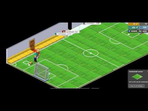 xHuntelaar,- Vs Zicardo-Ajax 6-0  ( HabboVoetbal )