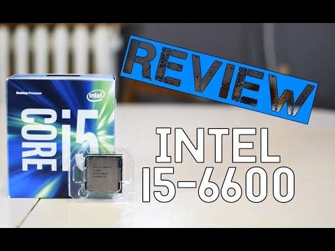 Intel Core i5 6600 - Un processeur pour le jeu mais pas que - Review/Unboxing [Review]