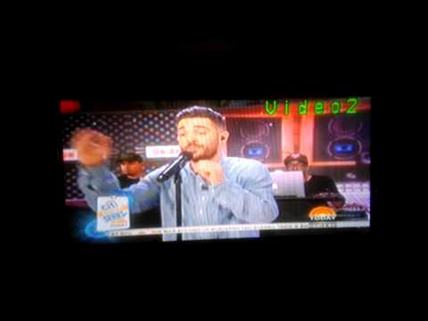 Jon Bellion on Today's Show 8/4