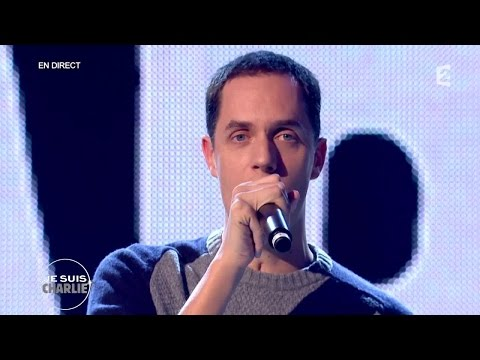 "Grand Corps Malade ""Charlie"" - #JeSuisCharlie"