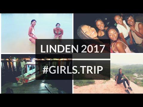  .  Girl's Trip X Linden Town Week  .  VLOG