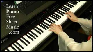 "GOUNOD/BACH ""Ave Maria"" Piano Version"