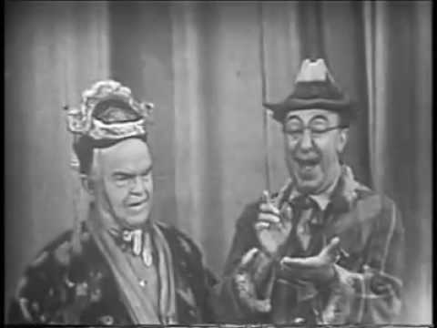The Ed Wynn Display Oct 3 1949 & Finishes Of Earth Have Noticed His Mercy Complete Edition