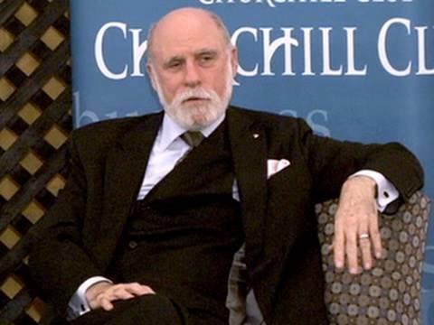 Are Smart Phones Making Us Dumb? - Vint Cerf