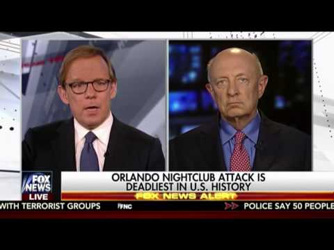 R. James Woolsey Weighs in on the Orlando Massacre on Fox News