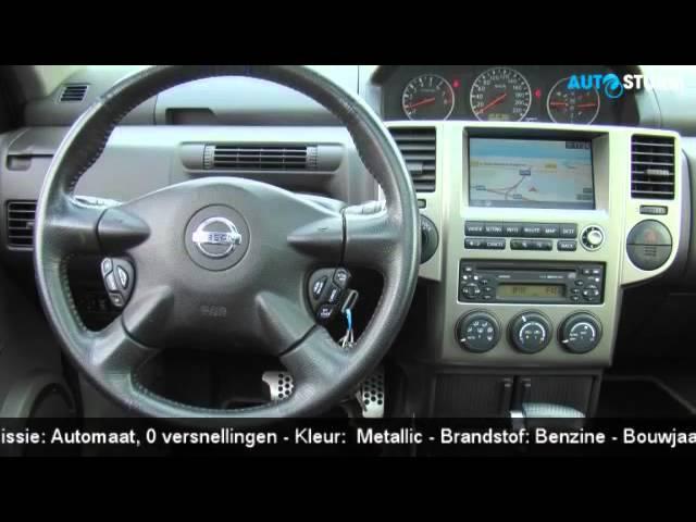 Nissan X-Trail 2.5 Columbia Premium automaat