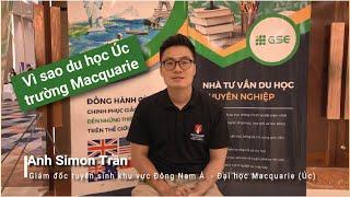 Vì sao nên du học Úc trường Macquarie?