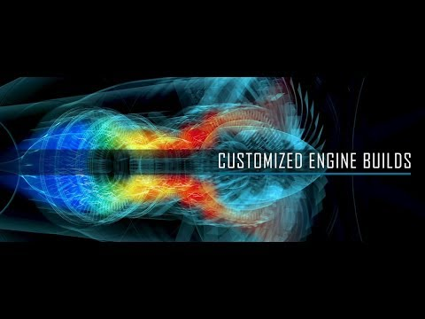 Lockheed Martin Commercial Engine Solutions: 100 Years of Aviation, 50 Years of Engines