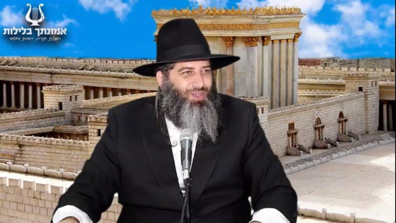 הרב רונן שאולוב - עשרת ימי תשובה - מי יכול ומי לא לחזור בתשובה - נתניה 21-9-2020