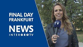 FINAL NEWS FROM FRANKFURT - INTERGEO TV 2018