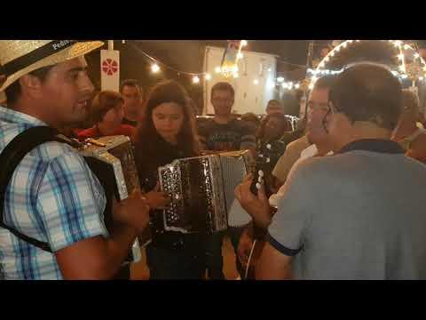 Quem é  o  Pai Pedro  Cachadinha & Amigos  Em   Insalde PAREDES DE COURA