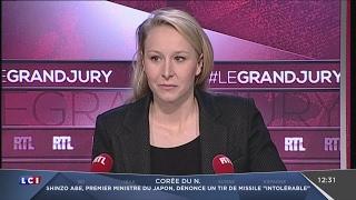 Video Interview de Marion Maréchal Le Pen dans le Grand Jury LCI (12/02/17, 12h30) download MP3, 3GP, MP4, WEBM, AVI, FLV Mei 2017
