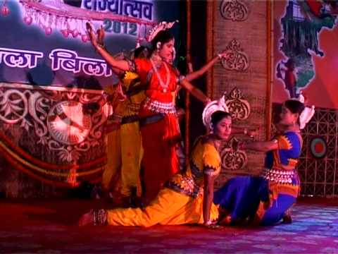 Chhattisgarh Rajyotsava Classical Dance Kathak