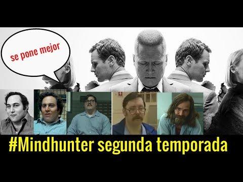 #Mindhunter temporada 2 opiniones en tuiter e imagenes