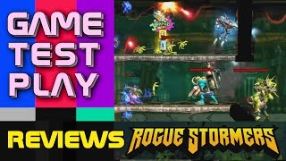 Rogue Stormers Review