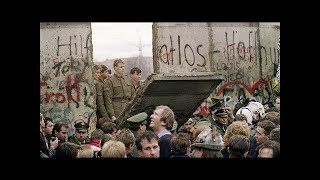 30 Years On Since The Fall Of The Berlin Wall