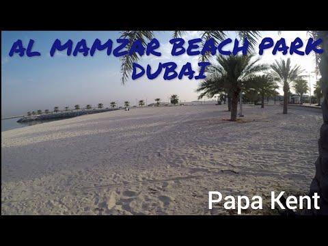 Al MAMZAR BEACH PARK DUBAI / Papa Kent #13
