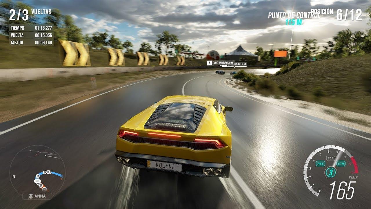 Forza horizon 3 gameplay xbox one x 4k impresionante - Is forza horizon 3 4k ...