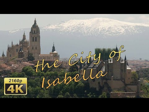 Segovia, Alcazar and Surroundings -Spain 4K Travel Channel