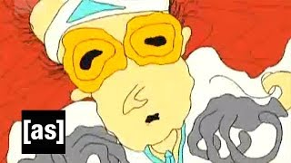 The Galactoids Are Coming Tonight!   Superjail!   Adult Swim