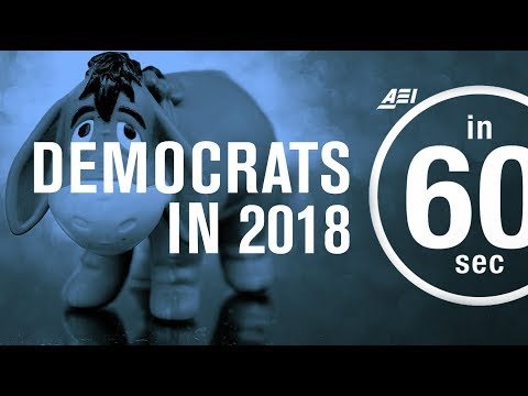 How will Democrats fare in the 2018 midterm elections? | IN 60 SECONDS