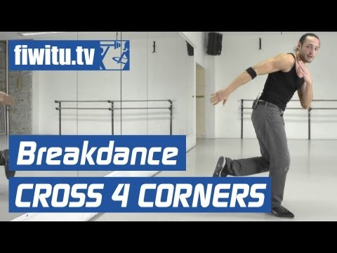 Breakdance lernen: Top Rocking - Cross 4 Corners - fiwitu.tv